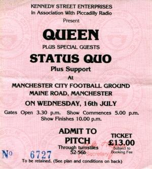 16th July 1986