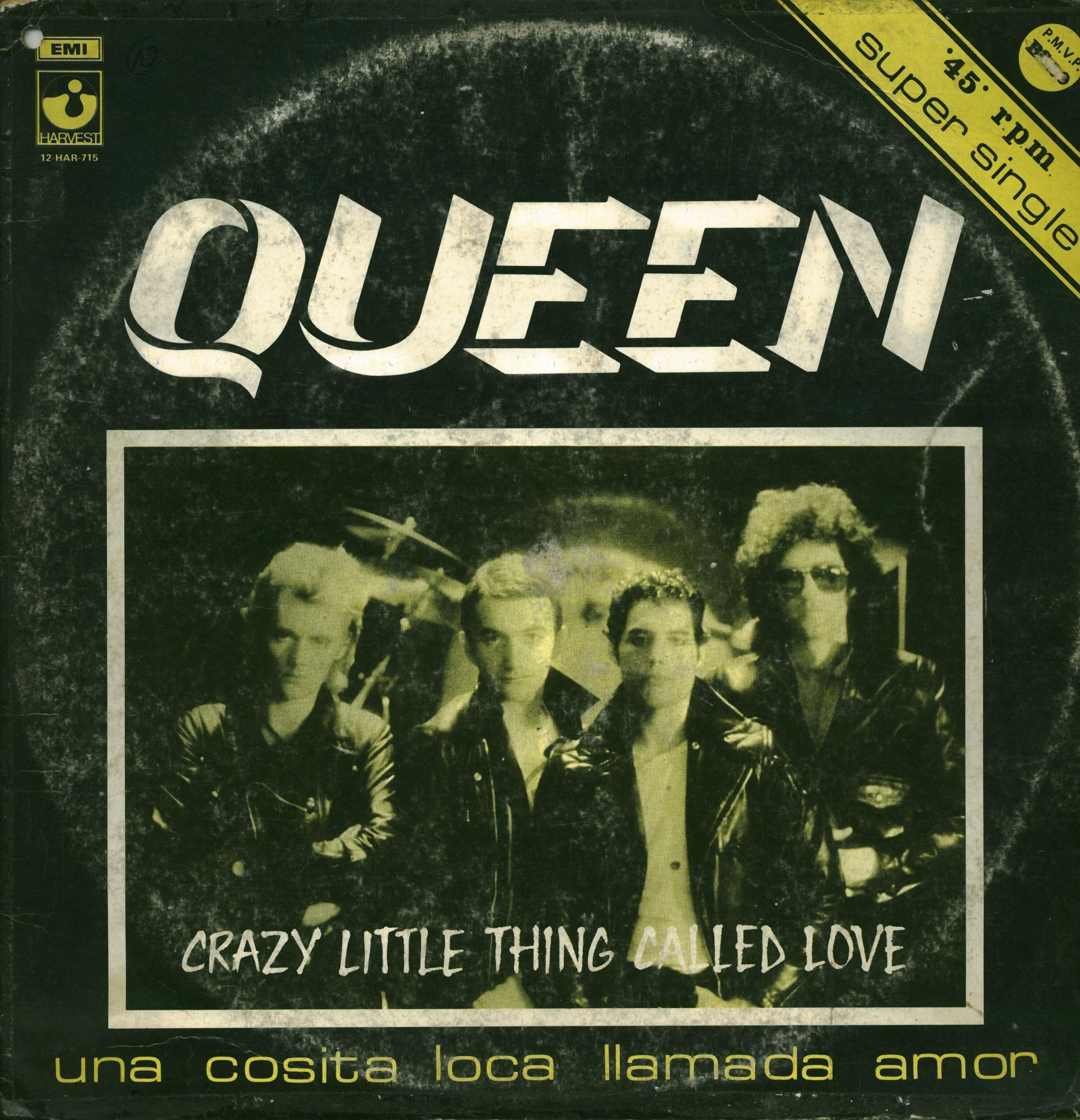 12″ (Queen) – Queenvinyls com