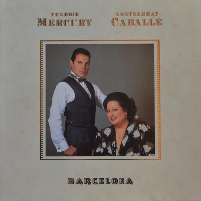 Barcelona - POLYDOR POLH 44 UK (1988)