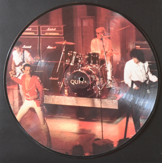 Greatest Hits - EMI PD BTA 11253/54 BULGARY (1984) ~ Original picture disc
