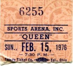 15th February 1976 ()