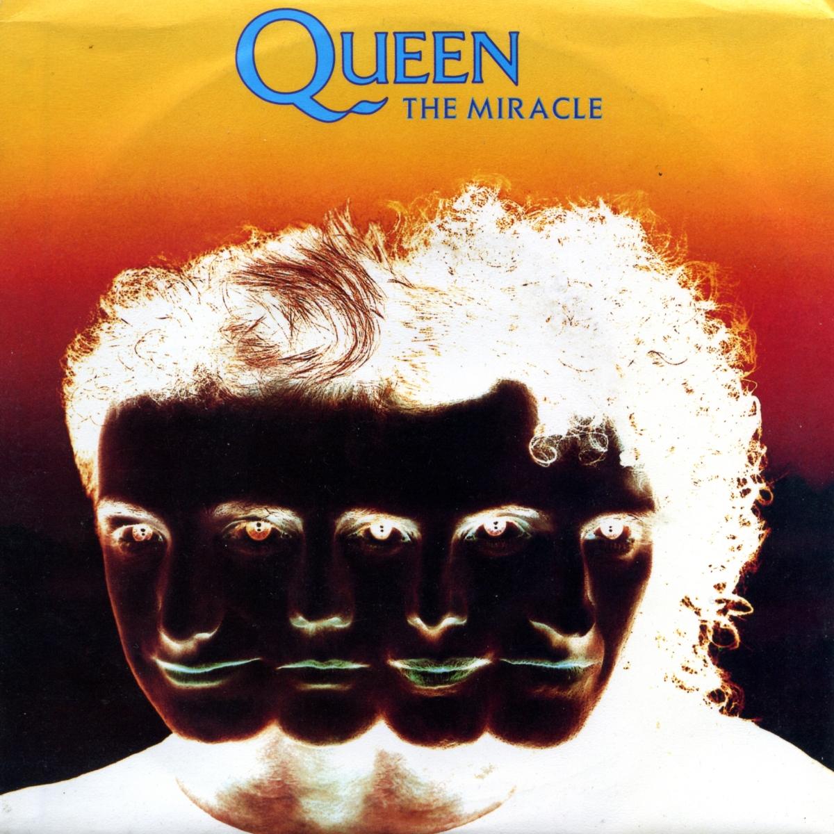 The Miracle 1989 Queenvinyls Com