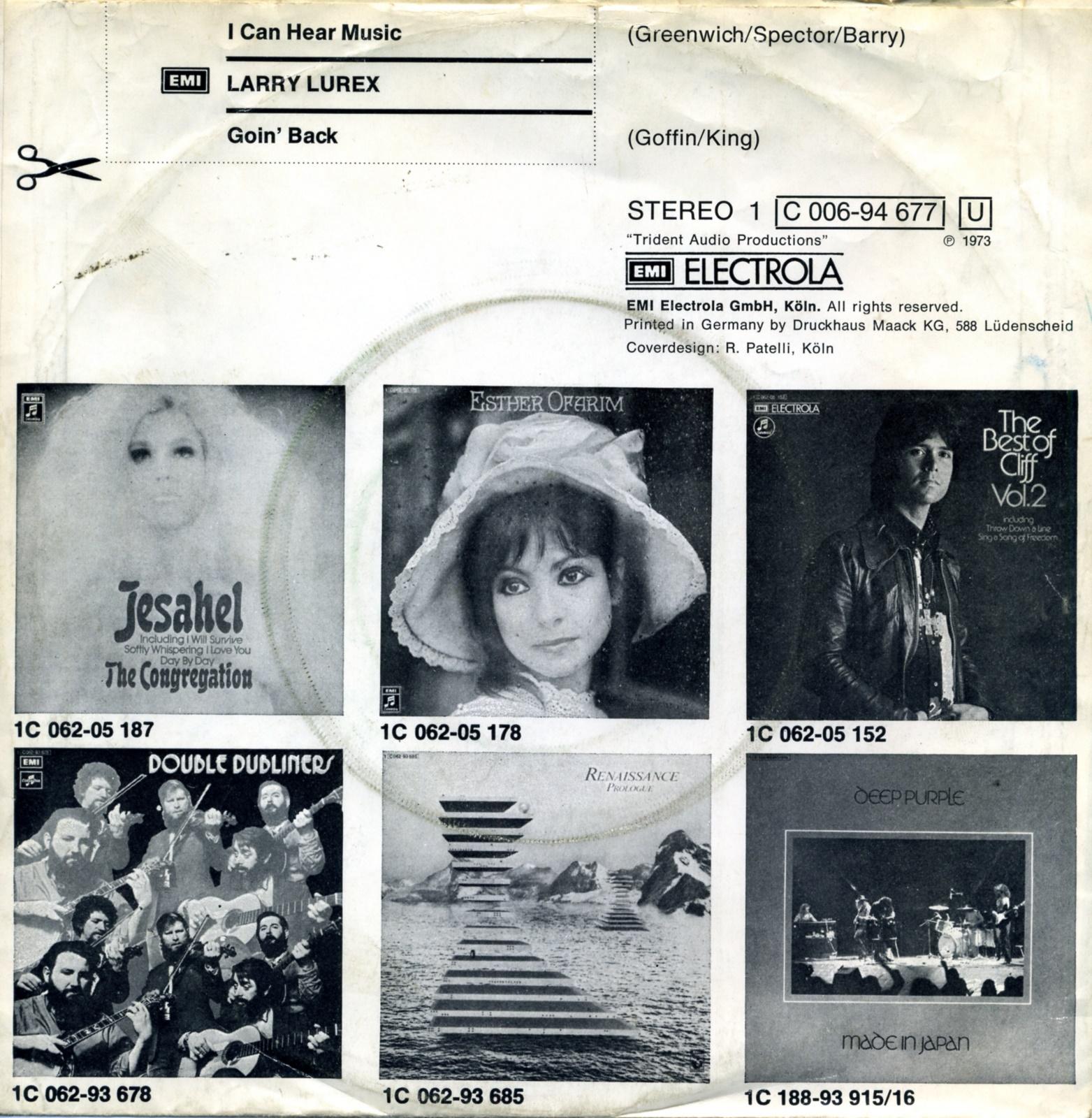 Smile Amp Larry Lurex Pre Queen Queenvinyls Com