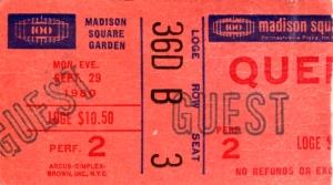 29th September 1980