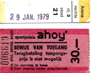 Holland, Rotterdam, Ahoy Hall