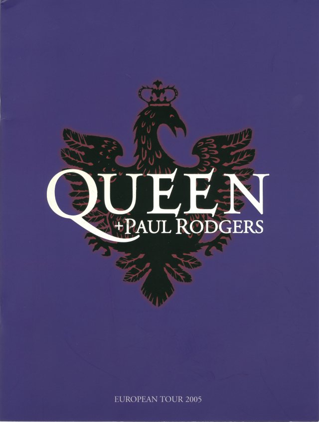 Queen + Paul Rodgers UK 2005 (Spring)