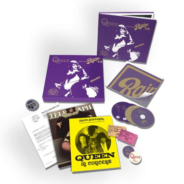 Live at the Rainbow - Super Deluxe Edition (European version)