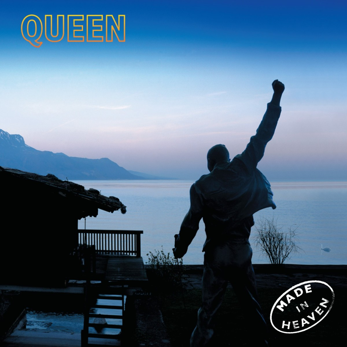 Made In Heaven 1995 Queenvinyls Com