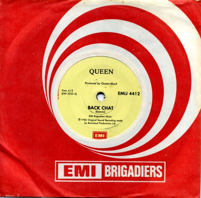 Queenvinyls 180