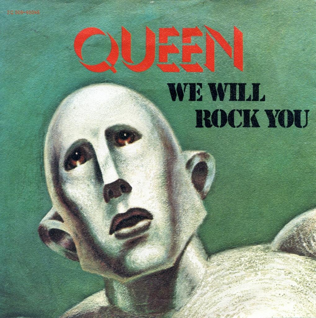 Viewing Gallery For - Queen Album CoversQueen Album Covers Robot