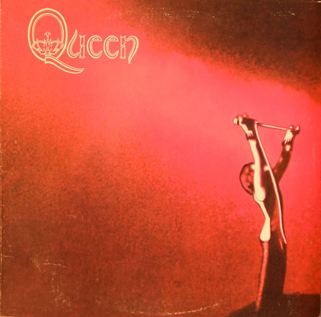 Queen - ELEKTRA EKS-75064 USA (1973) ~ AKA