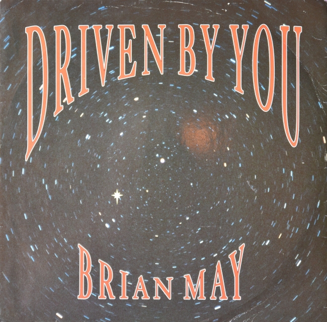 Driven By You / Just One Life / Just One Life (Guitar Version) / Driven By You (Ford AD Version)