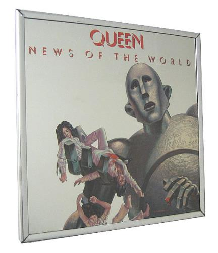 Video–iconographical journey in Queen production
