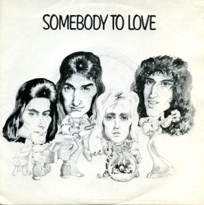 Somebody To Love Spian (promo) - Front