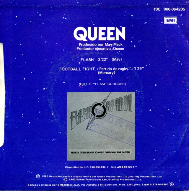 Queenvinyls SCAN 181