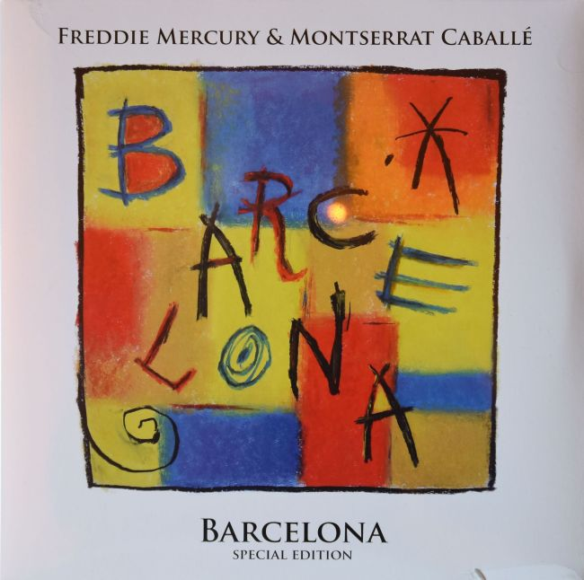Barcelona (Special edition) - Universal 6 02537 11844 1 ITALY (2012)