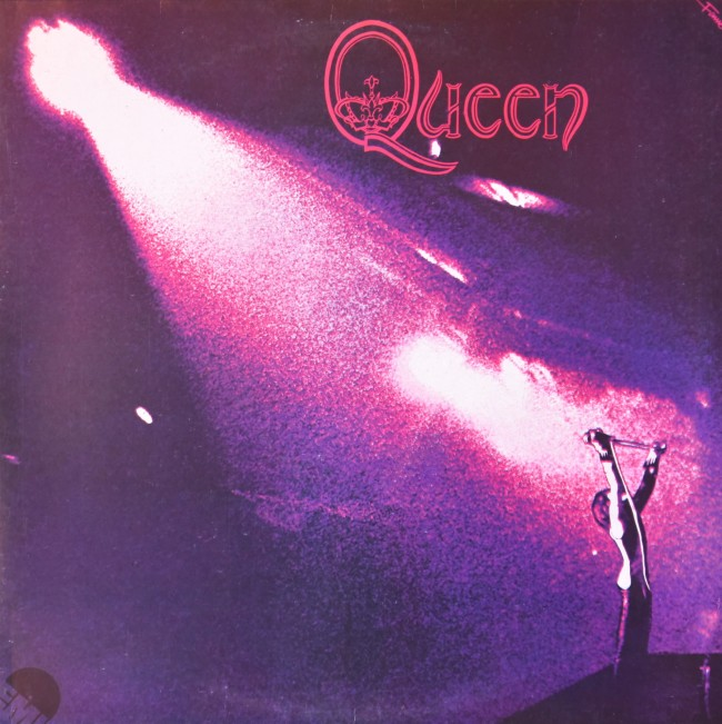Queen - EMI 21 0111-1 311 CZECH REPUBLIC (1992) ~ Purple coloured vinyl ~ AKA