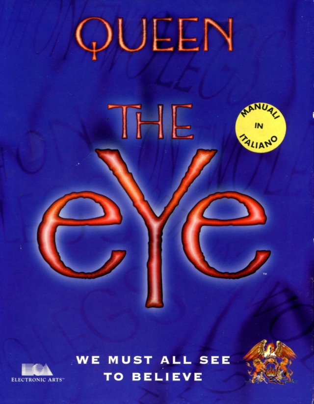 The eye - 5 CD ROM (Italian edition), 1998