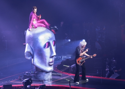 Queen + Adam Lambert - Bologna 10-11-2017-17