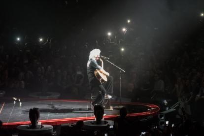 Queen + Adam Lambert - Bologna 10-11-2017-21
