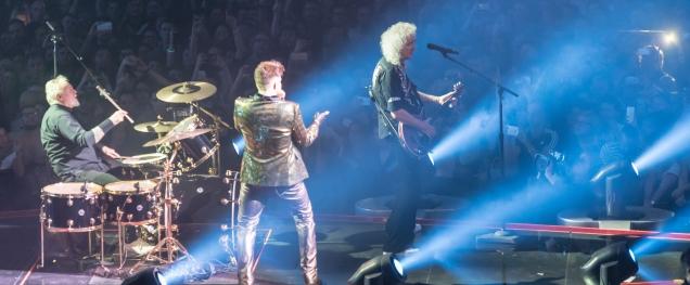 Queen + Adam Lambert - Bologna 10-11-2017-30