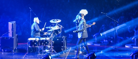 Queen + Adam Lambert - Bologna 10-11-2017-43