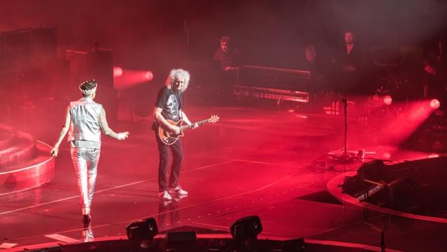 Queen + Adam Lambert - Bologna 10-11-2017-62