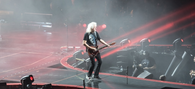 Queen + Adam Lambert - Bologna 10-11-2017-64