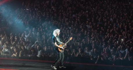 Queen + Adam Lambert - Bologna 10-11-2017-65