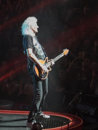 Queen + Adam Lambert - Bologna 10-11-2017-67