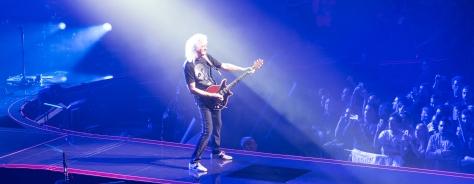 Queen + Adam Lambert - Bologna 10-11-2017-76