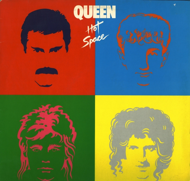 Hot Space Holland 1982
