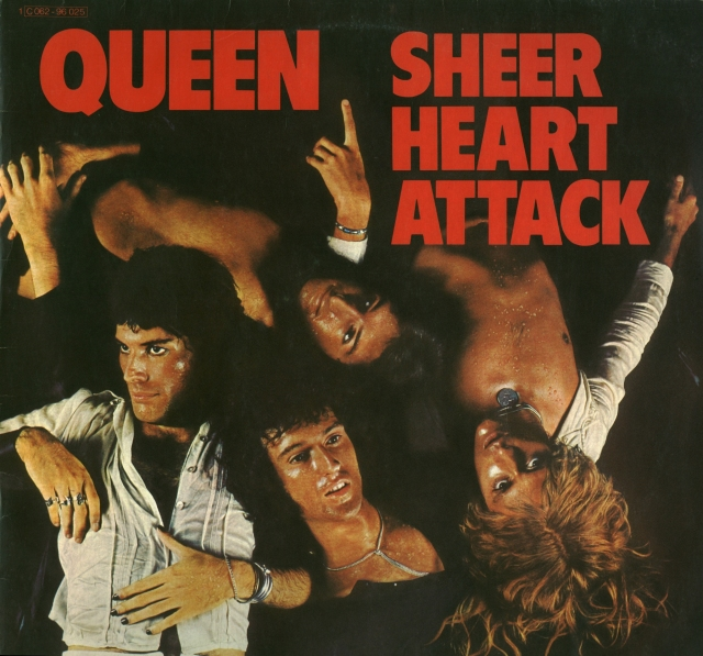 Sheer Heart Attack Germany
