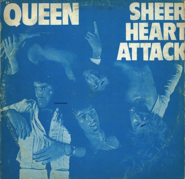 Sheer Heart Attack South Korea