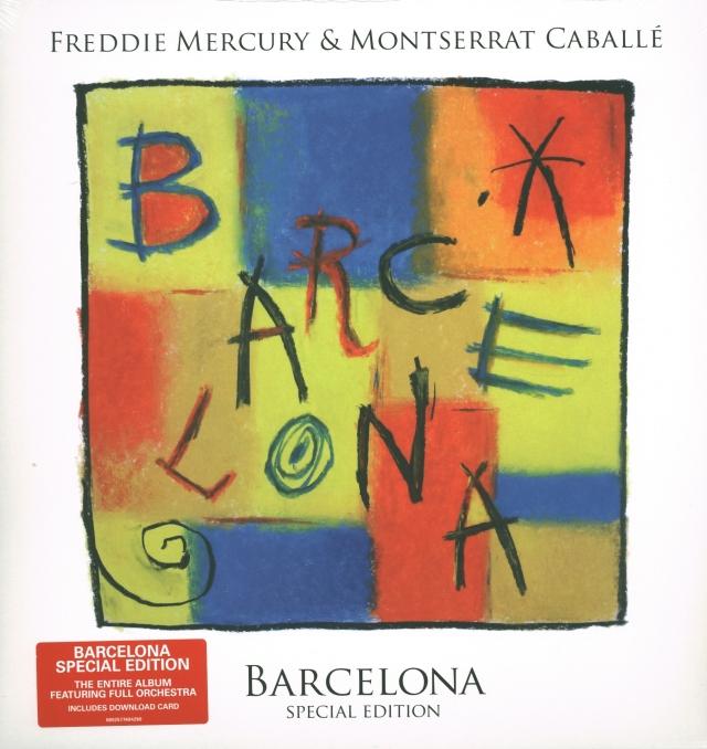 Barcelona Special edition