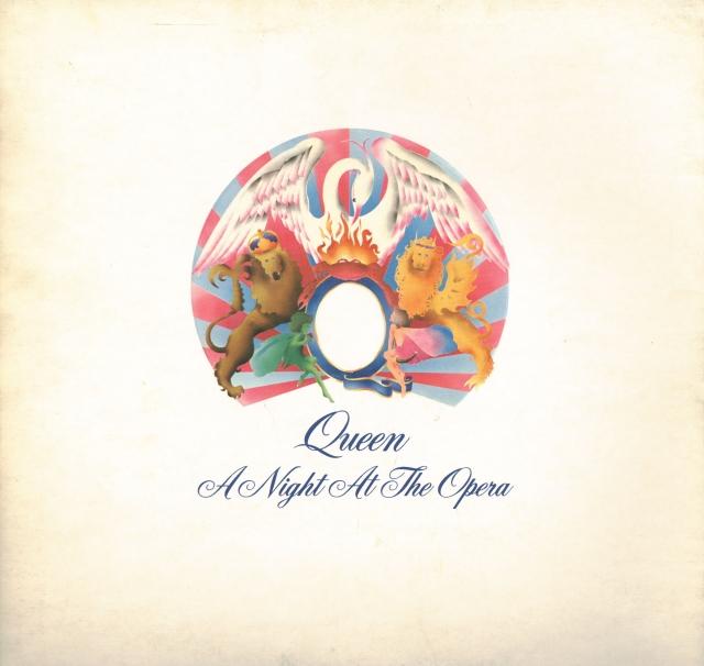 A Night At The Opera UK 1975