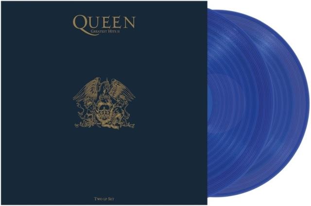 (Edit)_Queen - Greatest Hits II 2LP