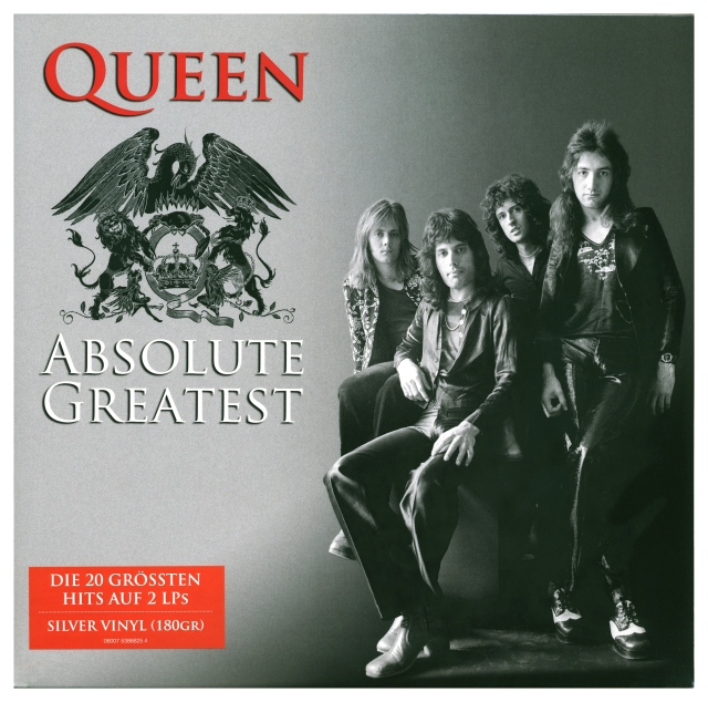 Absolute Greatest - Germay (Silver)