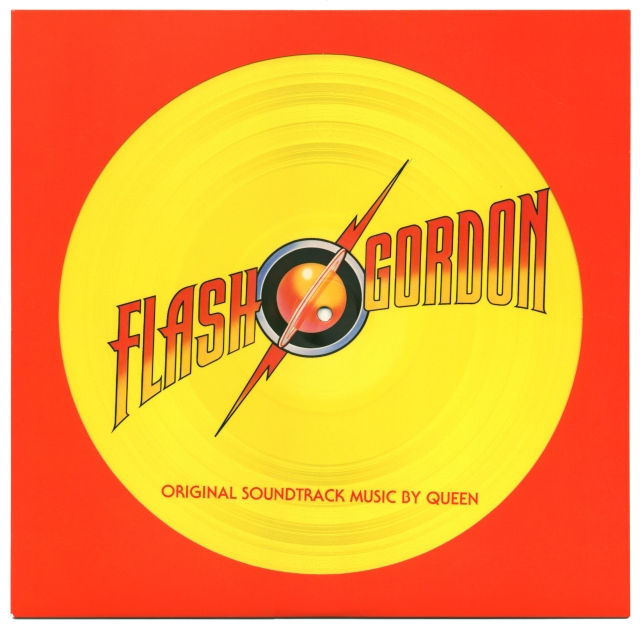 Flash Gordon Picture Disc