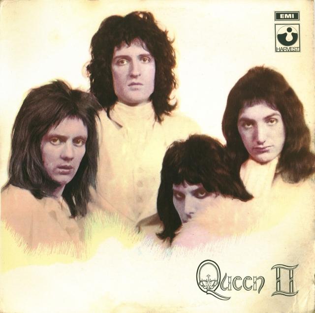 Queen II Venezuela Pink