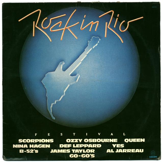 Rock In Rio - Brasil