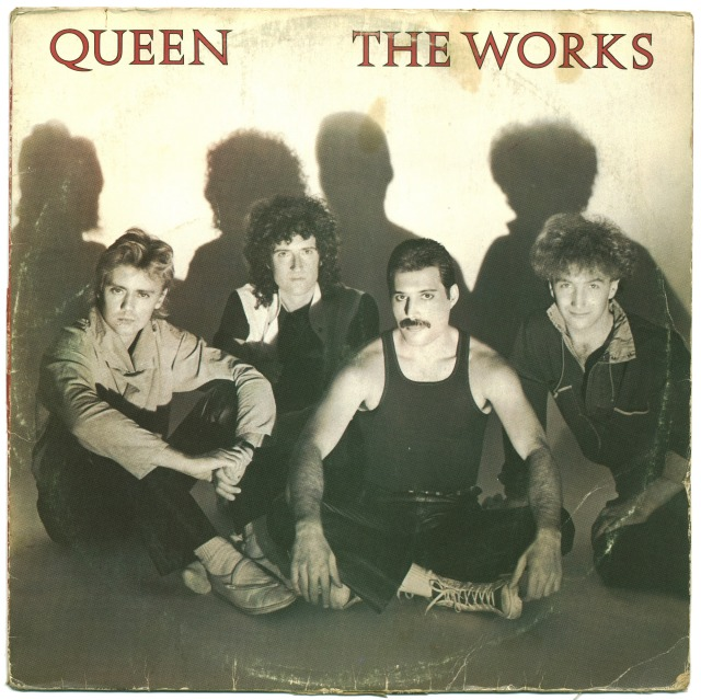 Queen The Works Brasil