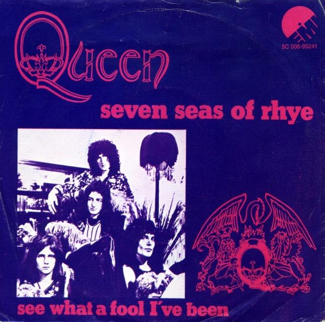 Seven Seas Of Rhye Holland 1974