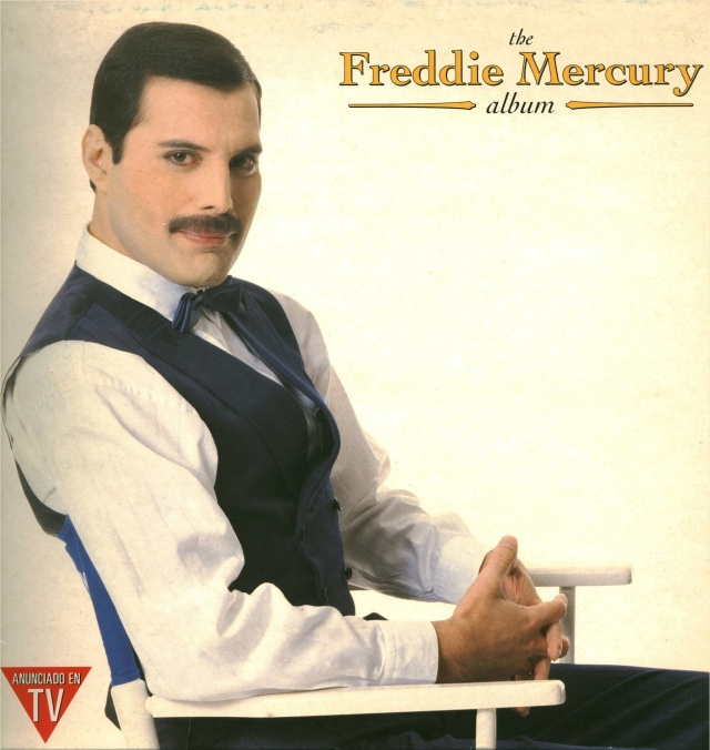 The Freddie Mercury Album Spain