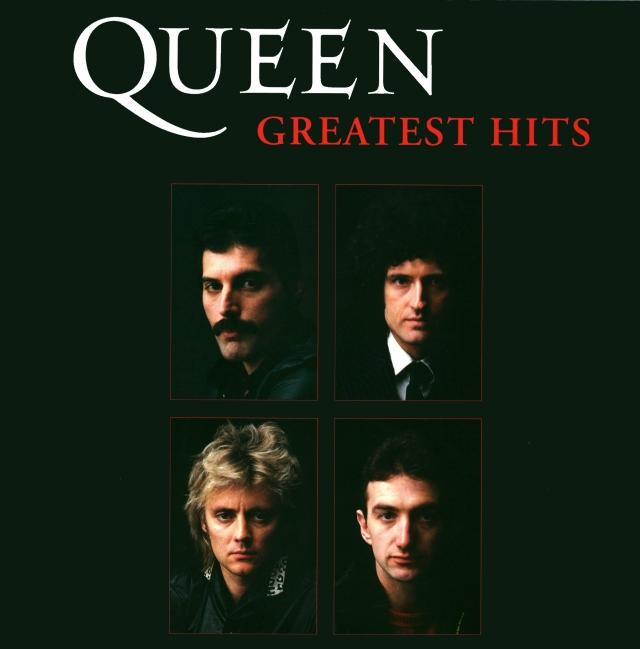 Queen Greatest Hits - UK HMV 2021